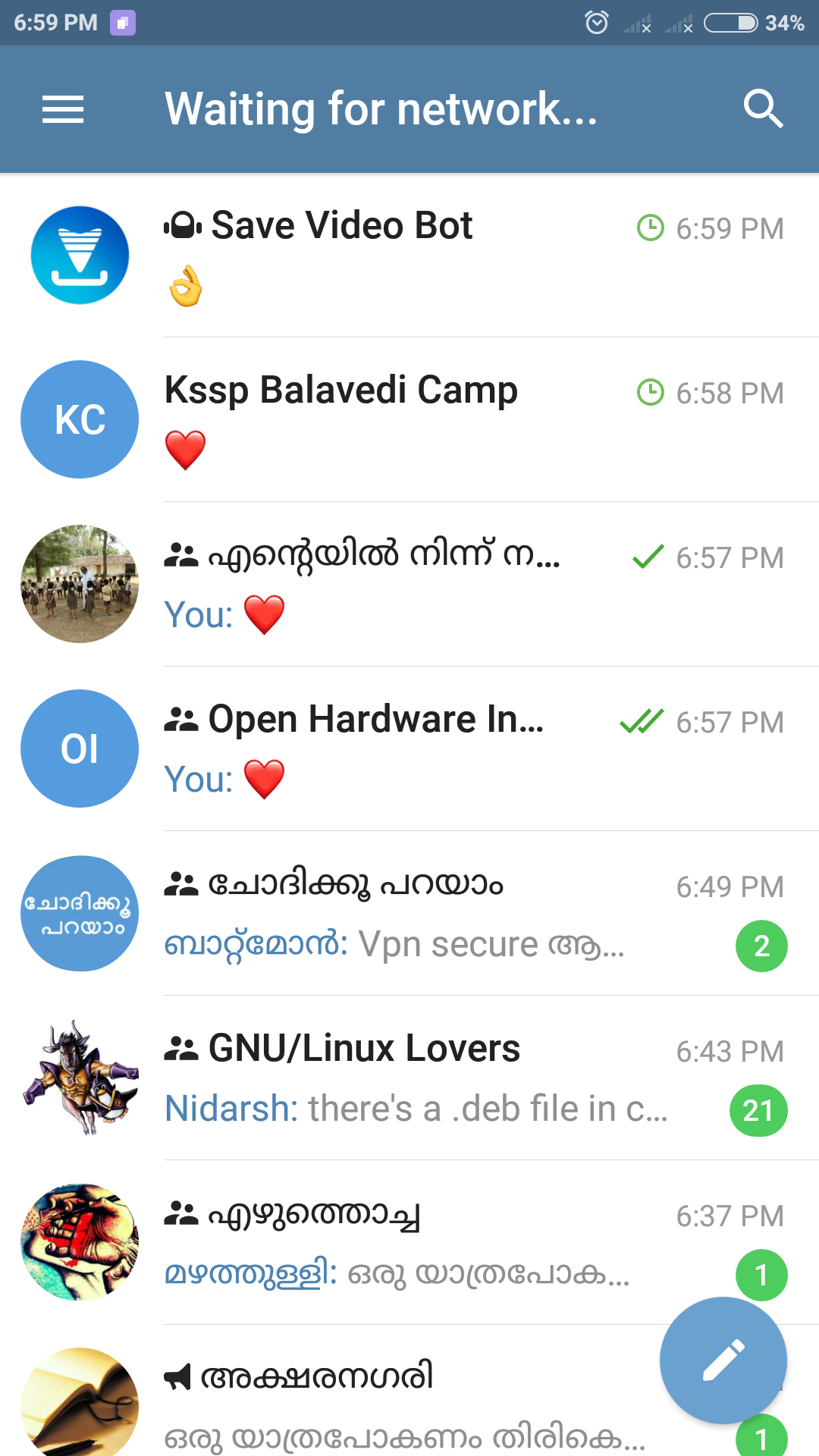 How to download and install Telegram Stickers